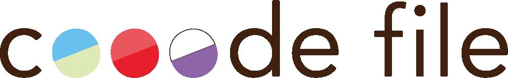 CodeFileのロゴマーク
